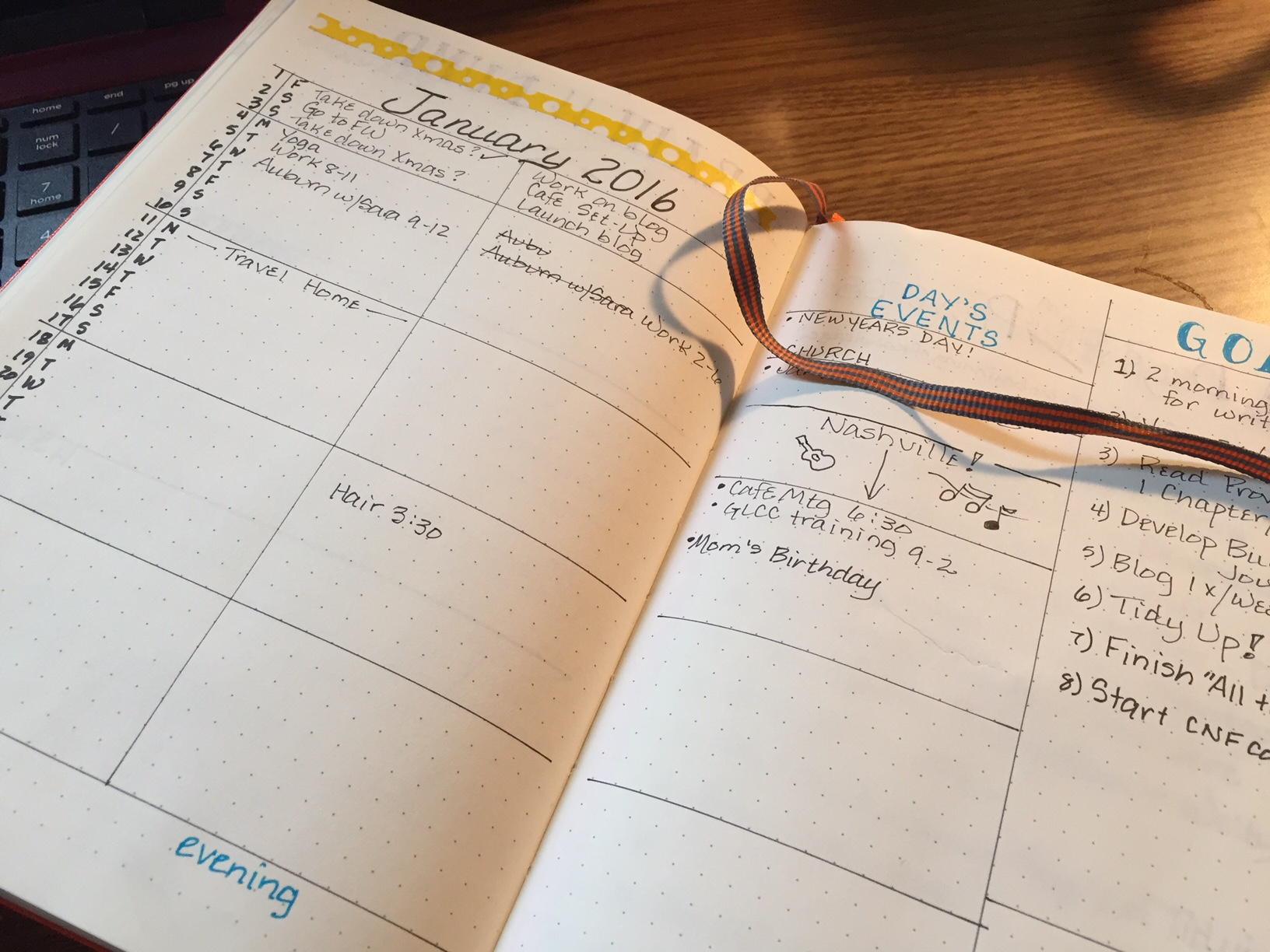 Exercising My Creativity with a Bullet Journal (and Getting Organized in the Process)